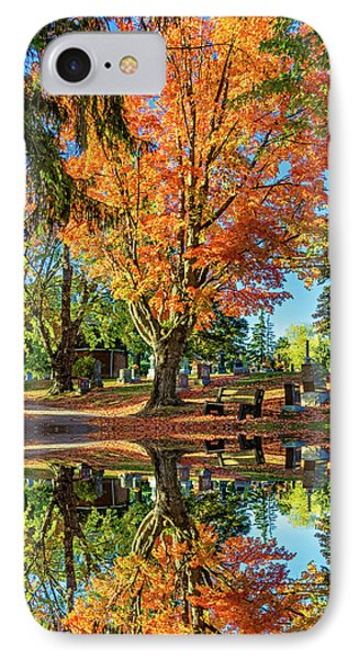 Tomb With A View 2 IPhone Case by Steve Harrington