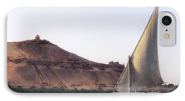Tombs Of The Nobles - Egypt IPhone Case