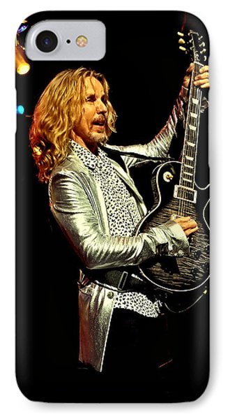 Tommy Shaw Of Styx IPhone Case by David Patterson