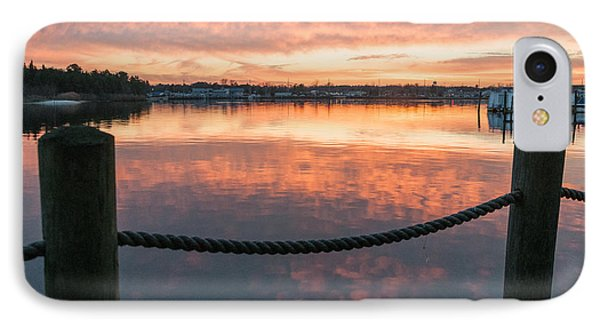 Toms River Colors IPhone Case by Kristopher Schoenleber