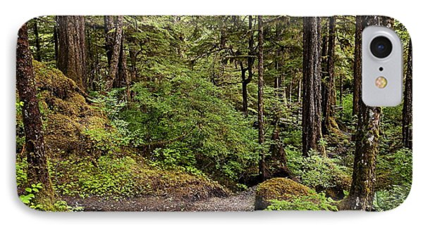Tongass National Forest IPhone Case