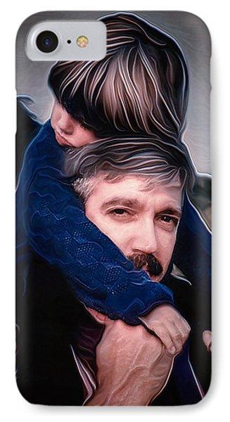 Tony And Rachel IPhone Case