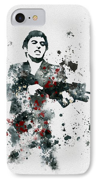 Tony Montana IPhone Case