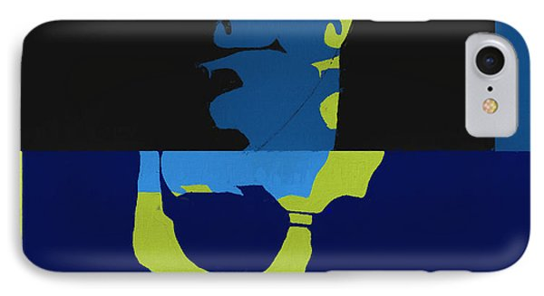 Tony Soprano Pop Art IPhone Case by Dan Sproul