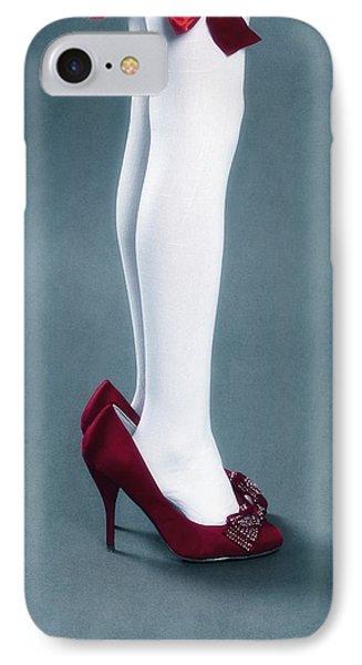 Too Big Shoes Phone Case by Joana Kruse