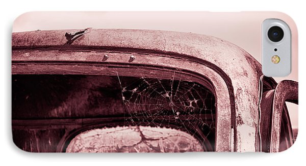 IPhone Case featuring the photograph Too Old To Drive by Mary Hone