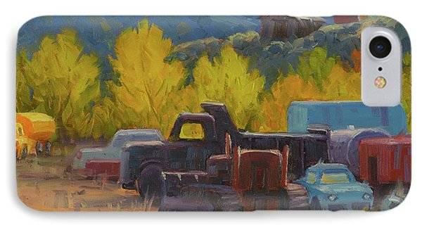 Truck iPhone 7 Case - Tools Of The Trade by Cody DeLong