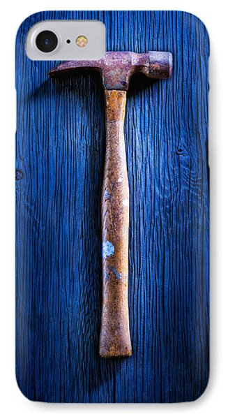 Tools On Wood 41 IPhone Case