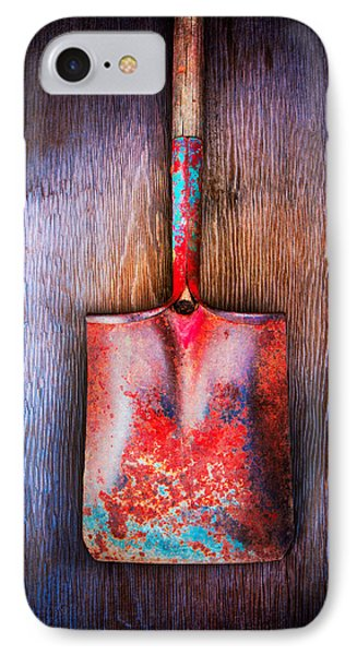 Tools On Wood 47 IPhone Case by YoPedro