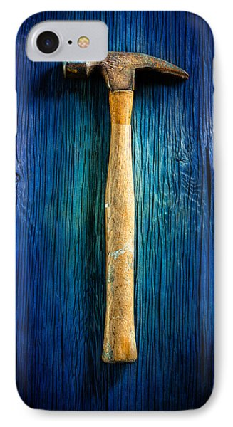 Tools On Wood 49 IPhone Case