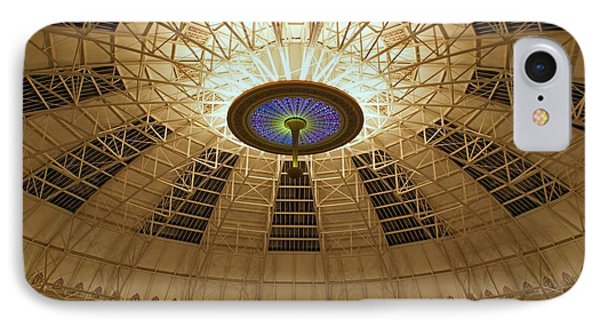 Top Of The Dome Phone Case by Sandy Keeton
