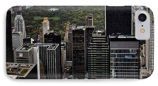 Top Of The Rock Nyc IPhone Case by Martin Newman