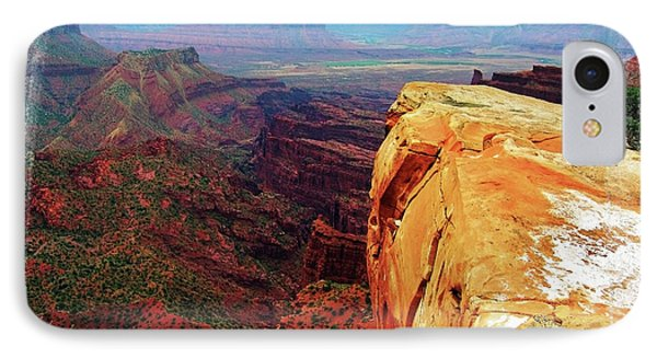 Top Of The World IPhone Case by Gary Baird
