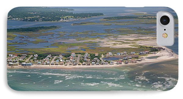 Topsail Island Migratory Model IPhone Case by Betsy Knapp