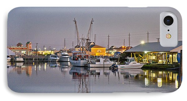 Topsail Island Nc Sound IPhone Case by Betsy Knapp