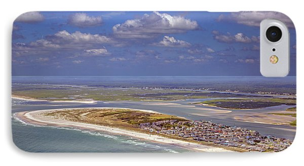 Topsail Overlook IPhone Case by Betsy Knapp