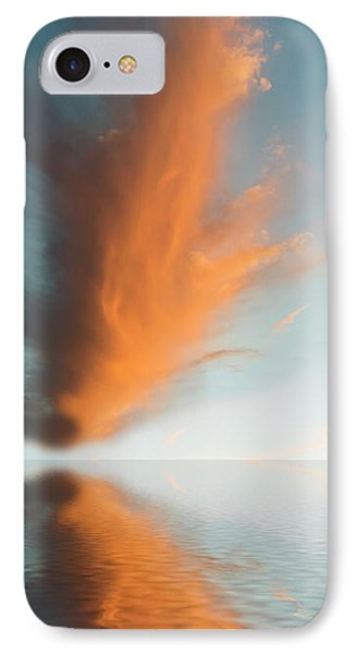 Torch Of Freedom Phone Case by Jerry McElroy