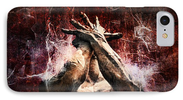 Torment IPhone Case by Andrew Paranavitana