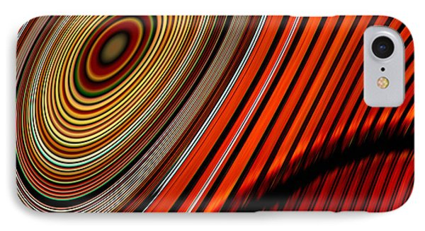 Tormented Eye IPhone Case by Thibault Toussaint
