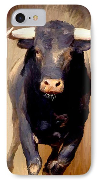 Bull Toro Bravo IPhone Case