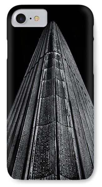 IPhone Case featuring the photograph Toronto City Hall No 8 by Brian Carson