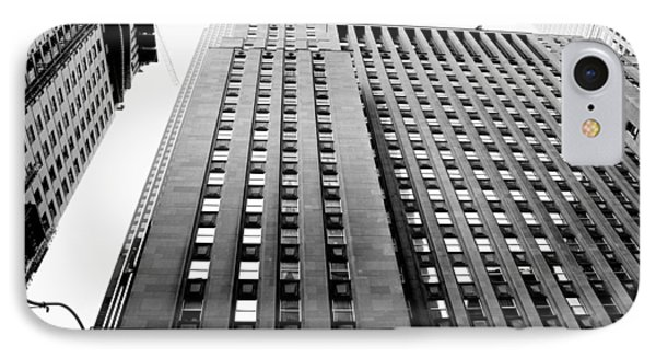 Toronto Historic Building IPhone Case by Valentino Visentini