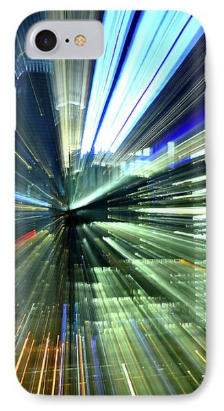 Toronto Light Zoom IPhone Case