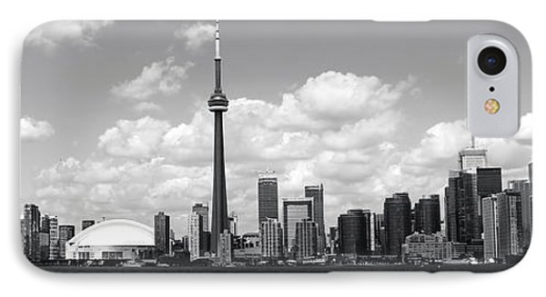 Toronto Skyline 11 IPhone Case by Andrew Fare