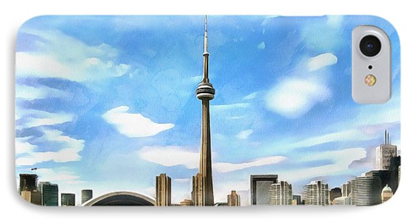 Toronto Waterfront - Canada IPhone Case
