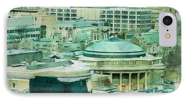 Toronto Window View IPhone Case