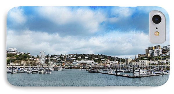 IPhone Case featuring the photograph Torquay Devon by Scott Carruthers