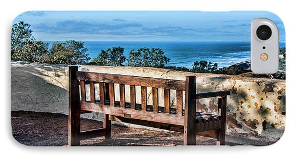 Torrey Pines View IPhone Case by Daniel Hebard