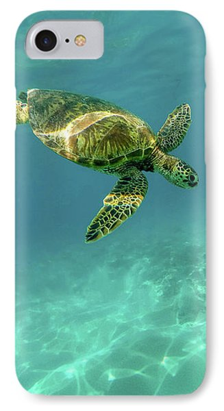 Tortoise IPhone 7 Case by Happy Home Artistry