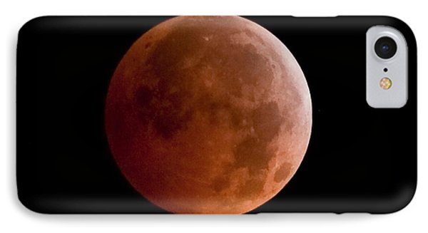Total Lunar Eclipse IPhone Case