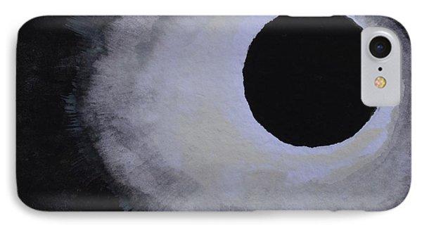 Total Solar Eclipse IPhone Case
