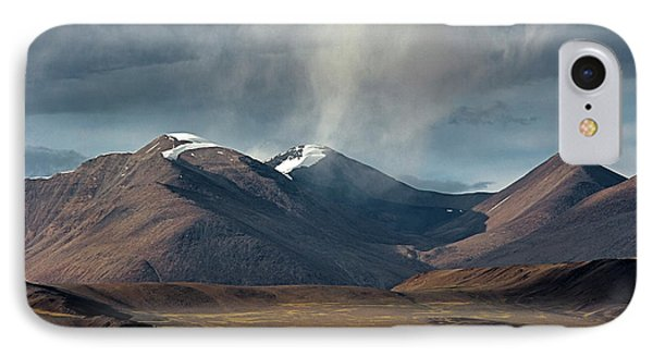 Touch Of Cloud IPhone 7 Case by Hitendra SINKAR