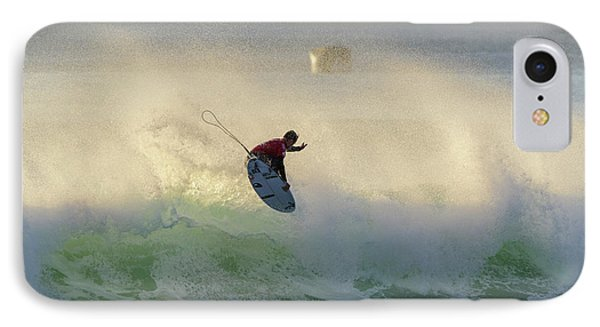 IPhone Case featuring the photograph Touch The Sun by Thierry Bouriat