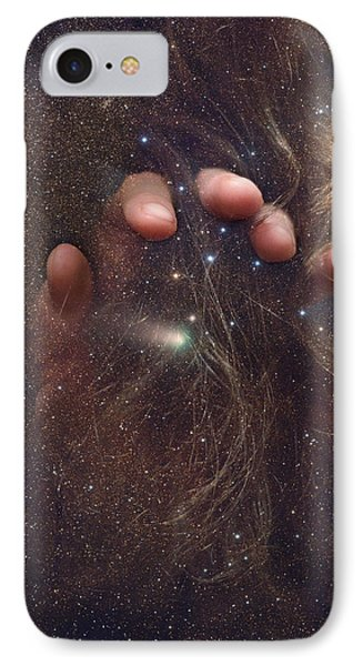 Touching The Stars IPhone Case