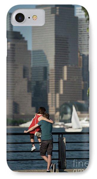 Tourists IPhone Case