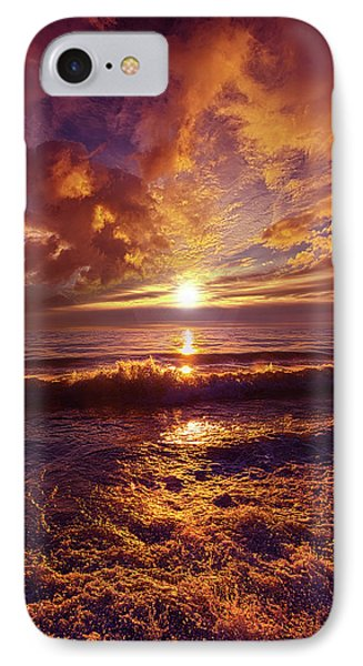 IPhone Case featuring the photograph Toward The Far Reaches by Phil Koch