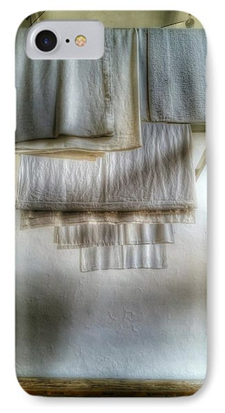 Towels And Sheets IPhone Case