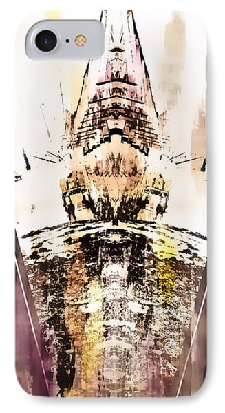 Tower Abstract IPhone Case