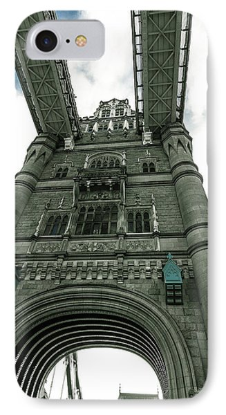 Tower Bridge IPhone Case by Patrick Kain
