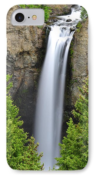 Tower Fall Phone Case by Greg Norrell