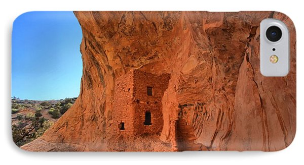 Tower House Ruin IPhone Case