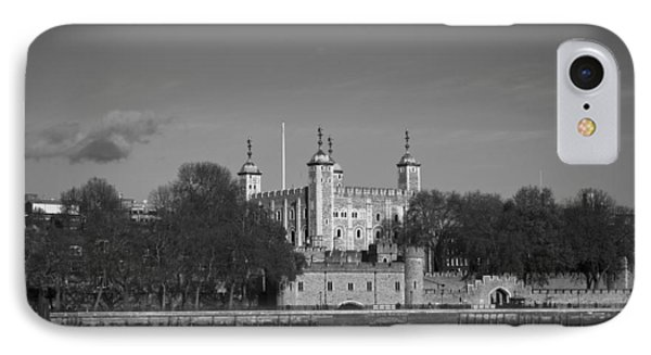 Tower Of London Riverside IPhone 7 Case