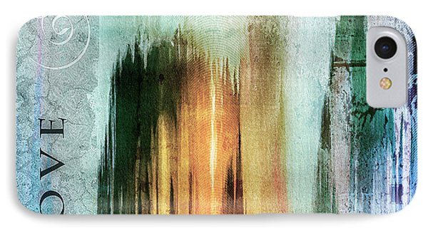 Tower Of Love Abstract IPhone Case