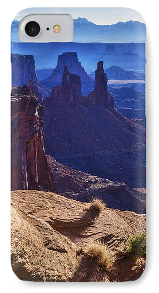 Tower Sunrise Phone Case by Chad Dutson