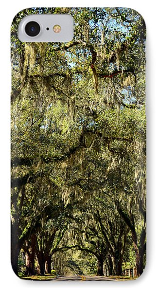 Towering Canopy IPhone Case