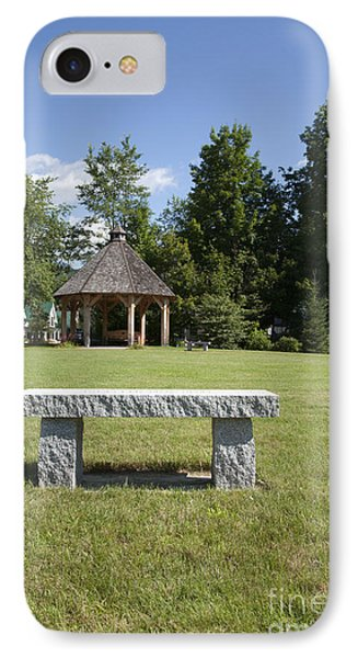 Town Park In Bartlett New Hampshire Usa Phone Case by Erin Paul Donovan